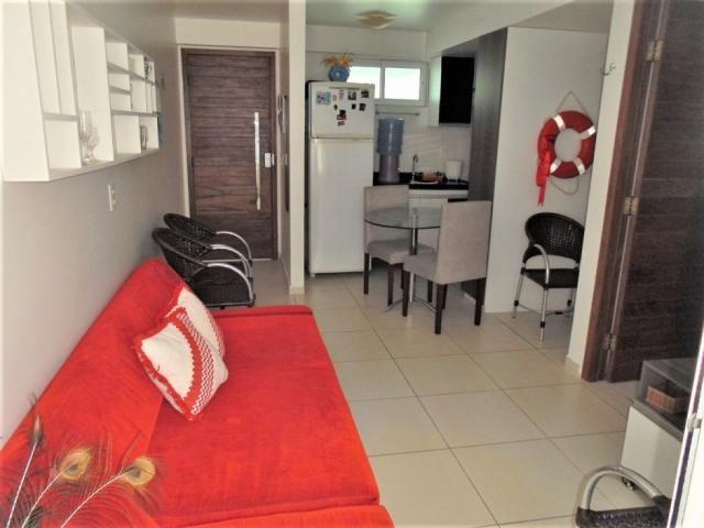 Apartamento para alugar com 1 dormitórios em Tambaú, João pessoa cod:18840 - Foto 4