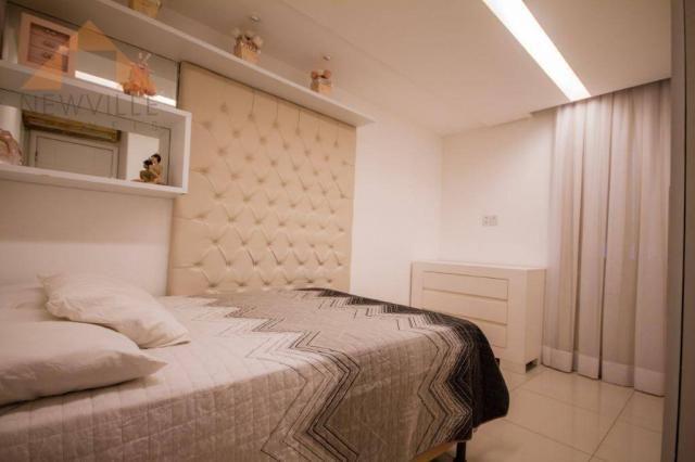 Apartamento com 4 dormitórios à venda, 240 m² por R$ 1.999.999 - Boa Viagem - Recife - Foto 15