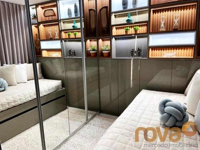 Apartamento à venda com 2 dormitórios em Setor bueno, Goiânia cod:NOV236000 - Foto 9