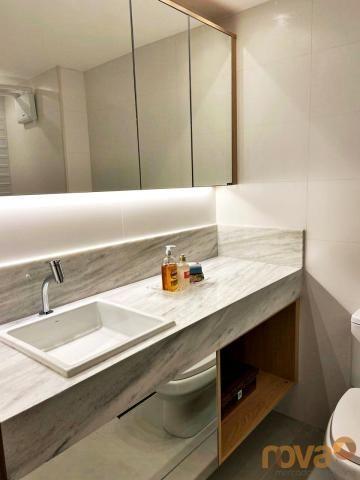 Apartamento à venda com 2 dormitórios em Setor bueno, Goiânia cod:NOV236000 - Foto 16