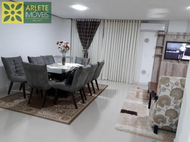 Apartamento para alugar com 3 dormitórios em Pereque, Porto belo cod:268 - Foto 8