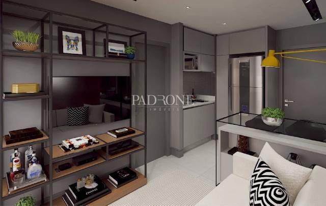 Apartamento à venda com 1 dormitórios em Bacacheri, Curitiba cod:AP0207 - Foto 3