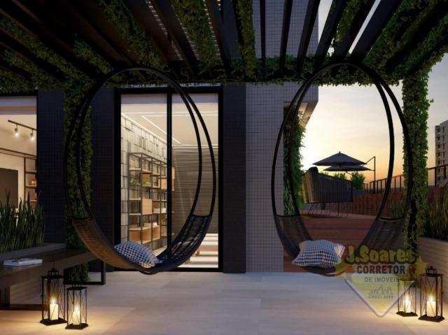 Apartamento 2 Quartos para Venda em João Pessoa, Aeroclube, 2 dormitórios, 1 suíte, 2 banh - Foto 11