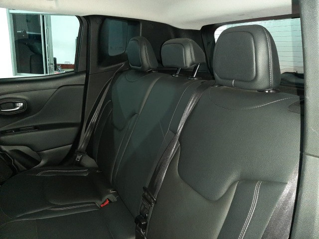 Jeep renegade automática limited 1.8 completo banco de couro único dono garantia fabrica - Foto 16