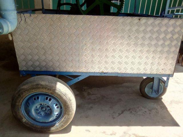 Carroça De Caldo De Cana  - Foto 5
