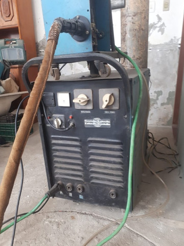 Retificador industrial - maquina de solda - profissional - Foto 4