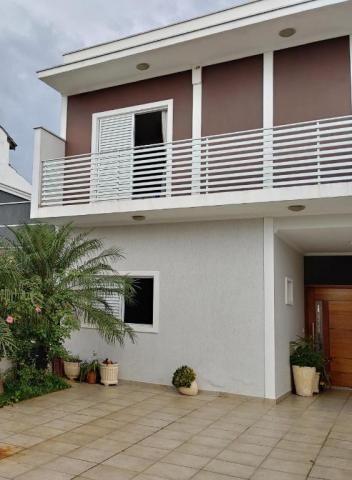 Excelente sobrado com 3 dormitórios á venda - Condomínio Horto Florestal 2 / Sorocaba