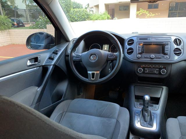 Tiguan 2.0 TSI 4WD 2012 - Volkswagen - 4X4 - Foto 9