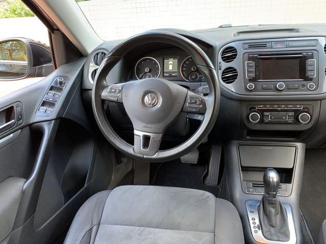 Tiguan 2.0 TSI 4WD 2012 - Volkswagen - 4X4 - Foto 10