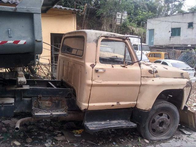 Vendo esse caminhão Ford 1976 - Foto 4