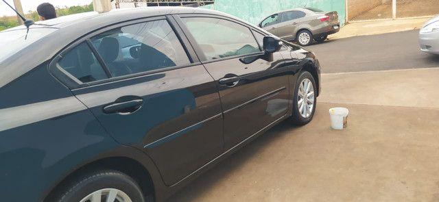Honda Civic LXL 1.8 Flex AT, ano/modelo 2012/2012, completo - Foto 7