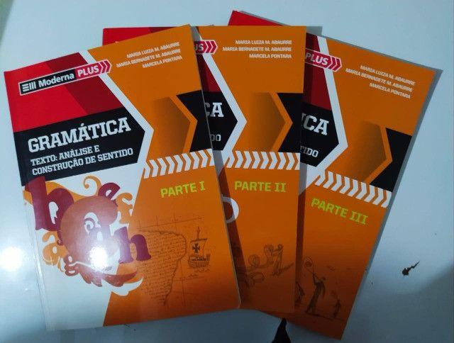 Kit Gramática - Moderna Plus em estado de novo - Foto 2