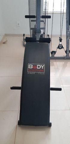 Estação de academia de musculação - Foto 2