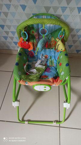 Cadeira vibra e toca - Foto 3