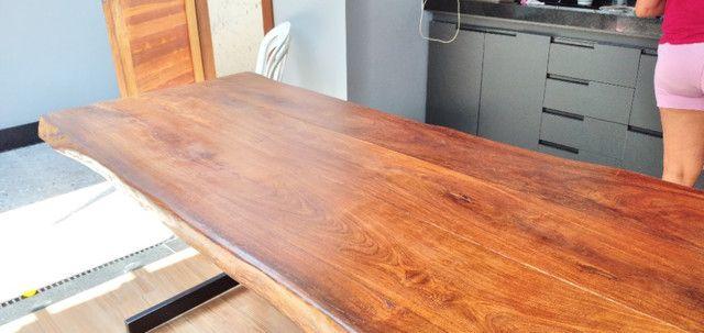 Mesas de madeira - Foto 3