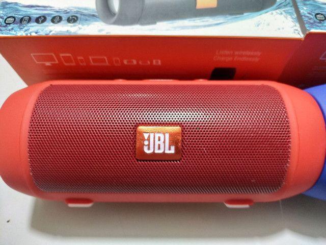 Vendo JBL Charge Mini Novas Ótima Qualidade de Som - Foto 4