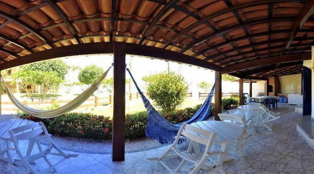 Casa Frente praia-Piscina Cond. fechado. Local Privilegiado - Praia Linda-4 qtos suites - Foto 15