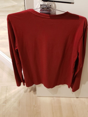 Camisa Vermelha Vide Bula - Foto 2