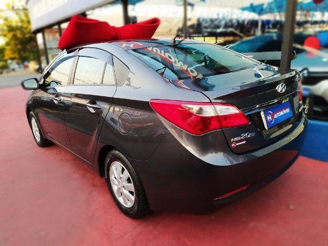 Hyundai HB20S C.Plus/C.Style 1.6 Flex 16V Mec.4p   2014/2014 - Foto 4
