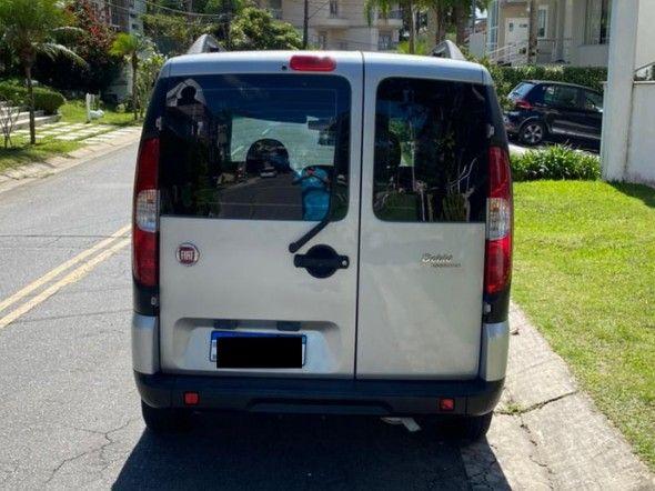 Fiat Doblo Essence 1.8 16V (Flex) 2014 - Foto 2