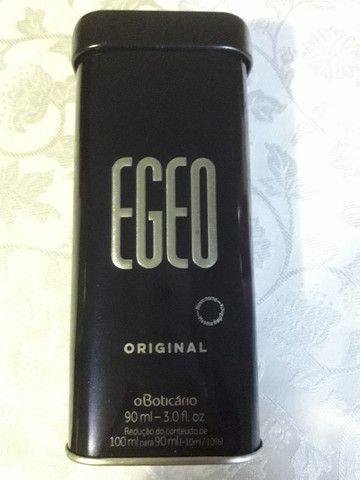 Perfume egeo original, masculino o boticário, Campo comprido