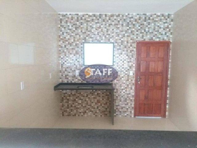 Kldb- Casa com 2 quartos e próximo a praia, por R$ 119.000 - Unamar - Cabo Frio - Foto 12