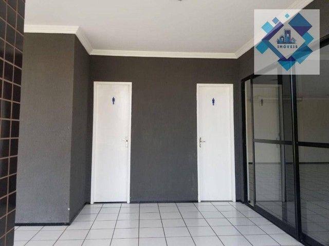 Apartamento com 3 dormitórios à venda, 90 m² por R$ 490.000 - Vila União - Fortaleza/CE - Foto 3