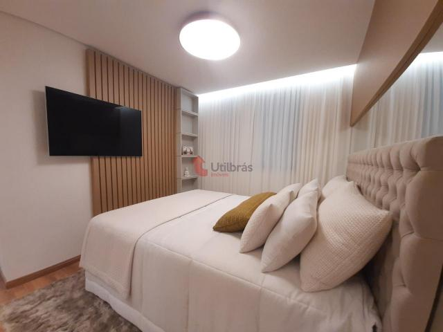 Apartamento à venda, 3 quartos, 1 suíte, 2 vagas, Castelo - Belo Horizonte/MG - Foto 15