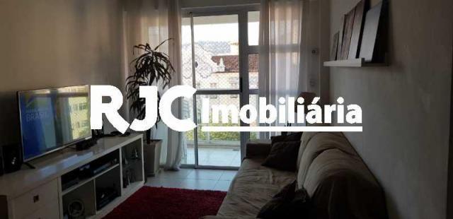 Apartamento à venda com 3 dormitórios em Tijuca, Rio de janeiro cod:MBAP32623 - Foto 2
