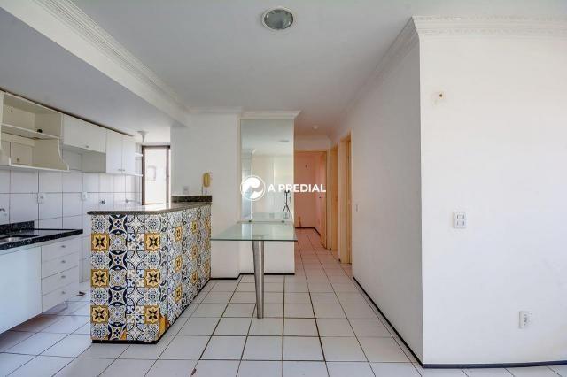 Apartamento para aluguel, 3 quartos, 1 suíte, 1 vaga, Cocó - Fortaleza/CE - Foto 9