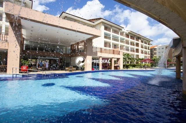 Apartamento para aluguel, 2 quartos, 1 suíte, 1 vaga, Porto das Dunas - Aquiraz/CE - Foto 2