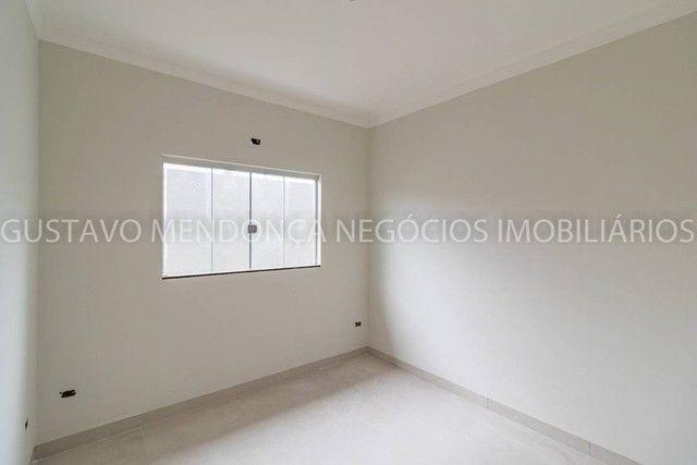 Linda casa nova no bairro Rita Vieira 1 - Alto padrão de acabamento e em excelente localiz - Foto 13