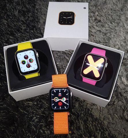 Smartwatch IWO 12 Lite/IWO W26 Séries 6 Tela infinita - Foto 6