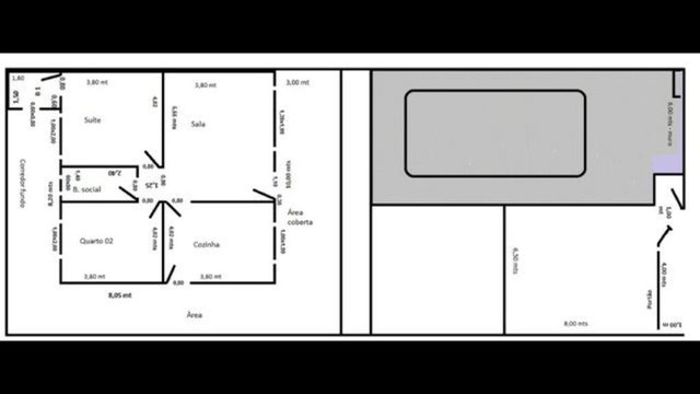 Casa 90m - Terreno 315m - SetSul - Direto c/ Proprietário  - Foto 2
