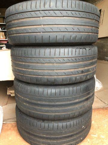 Jogo de rodas Tiguan VW 5 furos aro 18 - Foto 3