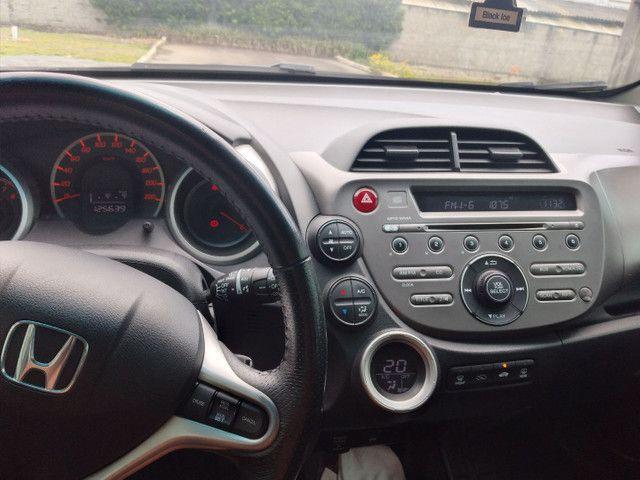 Honda Fit 1.5 2012 Impecavel ar digital - Foto 5