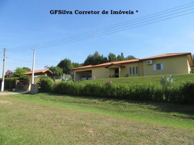 Chácara 3.000 m2 Condominio Fechado portaria internet Ref. 416 Silva Corretor