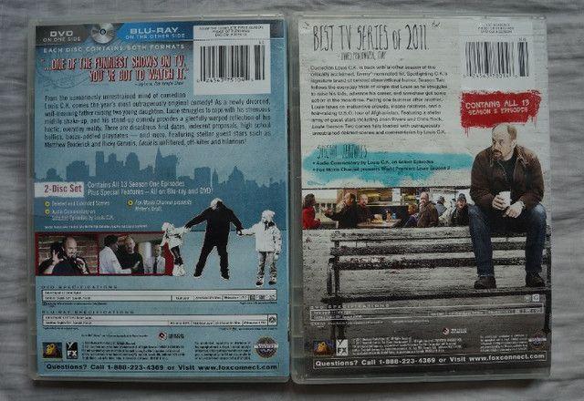 Louie 1ª e 2ª temporada (Louis CK) DVD/Blu Ray - Foto 2