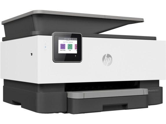 Impressora Multifuncional Colorida HP OfficeJet Pro 9010 (Novíssima) - Foto 2