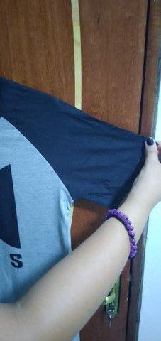 Camiseta do BTS com a logo nova. - Foto 3