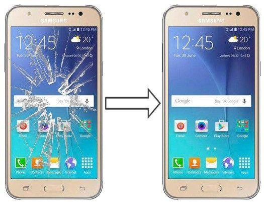 Vidro da Tela para Samsung J5 J500, Mantenha a Originalidade do seu Estimado Celular!