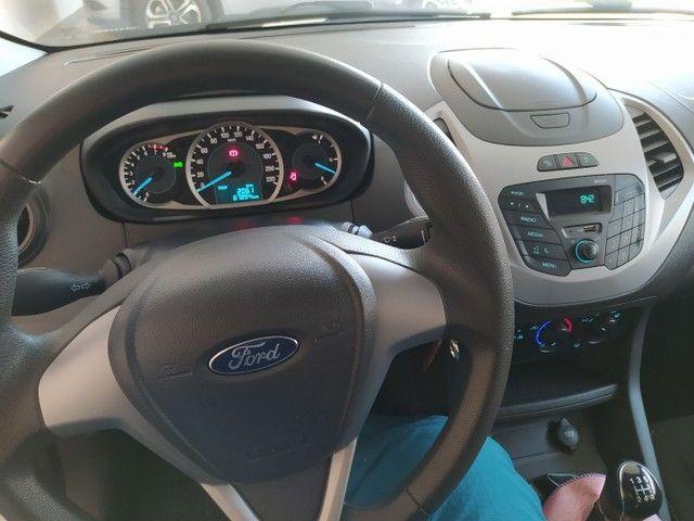 Ford Ka baixo km 2017 completo - Foto 12