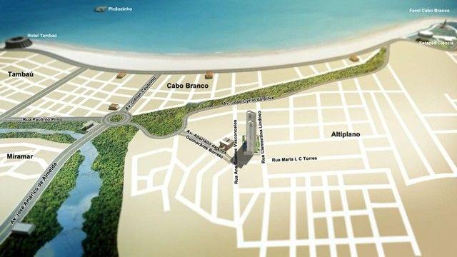 Apartamento com 4 dormitórios à venda, 177 m² por R$ 1.243.451,10 - Altiplano Cabo Branco  - Foto 15
