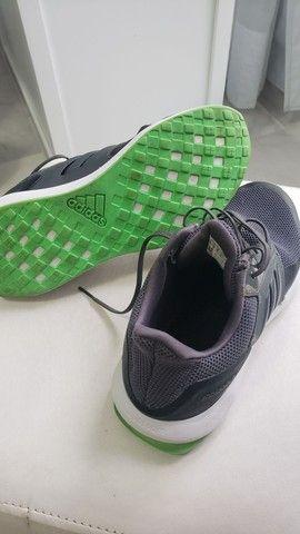 Tênis Adidas - tam.35 - Foto 2