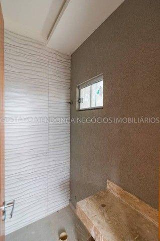 Linda casa nova no bairro Rita Vieira 1 - Alto padrão de acabamento e em excelente localiz - Foto 5