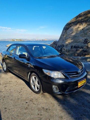 Corolla 2013 Automatico + Couro + GNV 5Ger Impecável Estado de Conservação - Foto 2