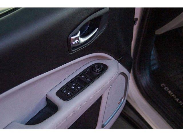 Jeep Compass 2.0 16V FLEX LONGITUDE AUTOMATICO - Foto 17