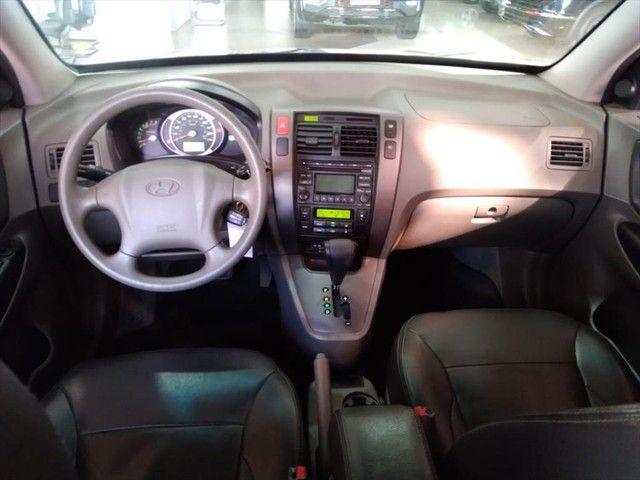 HYUNDAI TUCSON 2.0 MPFI GLS 16V 143CV 2WD GASOLINA 4P AUTOMÁTICO - Foto 9