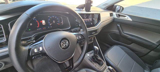 Vw Volkswagen Polo Highline 1.0 Turbo, automático com 41.000 km - Foto 6