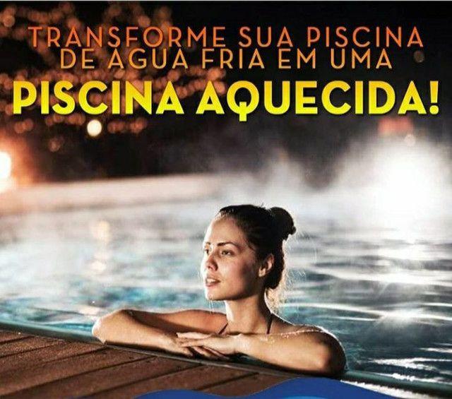 Aquecedor Elétrico Piscinas - Foto 2
